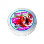 Clownweiß Make Up
