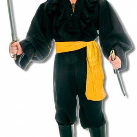 Hochsee Bandit Premium Kostüm