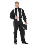 20er Jahre Kostüm Gangster