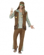 60´s Kostüm Hippie