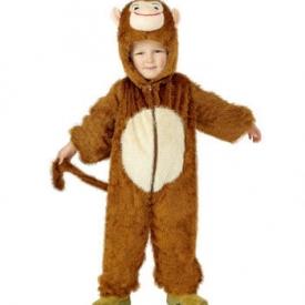 Äffchen Kostüm für Kinder