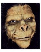 Schimpansen Schaumlatex Applikation