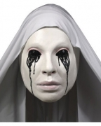 Nonnen Maske aus American Horror Story