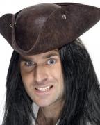 Antiker Piratenhut