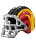 American Football Helm aufblasbar