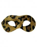 Leoparden Augenmaske