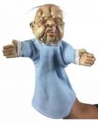 Zombie Baby Handpuppe