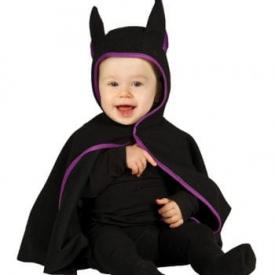 Süßes Baby Fledermaus Kostüm