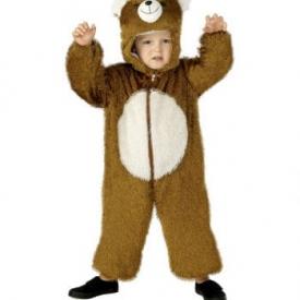 Teddybären Kostüm für Kinder