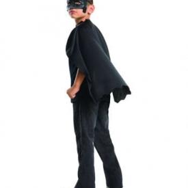 Batman Umhang mit Maske für Kinder