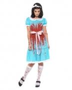 Blutiger Mörder Zwilling Kostüm