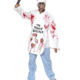 Horror Koch Kostüm