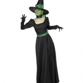 Böse Hexe Damenkostüm
