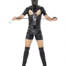 Bondage Faschings Kostüm