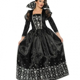 Kostüm Dunkle Königin
