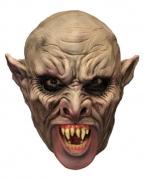 Klassische Dark Vampire Maske