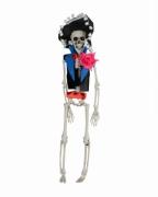 Tag der Toten Skelett Bräutigam Hängefigur