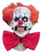 Deadly Smiley Clown Maske