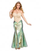 Premium Meerjungfrau Kostüm