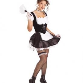 Hausmädchen Outfit