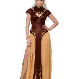 Drachenmutter Kostüm