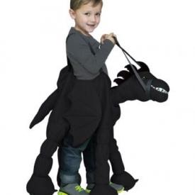 Drachenbezwinger Kinderkostüm