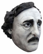 Latex Maske Edgar Allan Poe