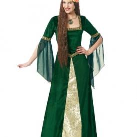 Schönes Mittelalter Frauenkostüm XL