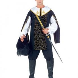 Edle Musketier Verkleidung