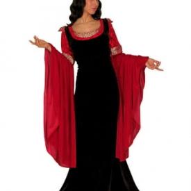 Elben Kostüm Gewand für Frauen