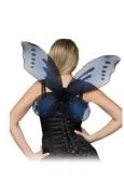 Dunkelelfen Flügel schwarz