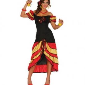 Flamenco Kleid