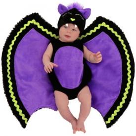 Babykostüm Fledermaus