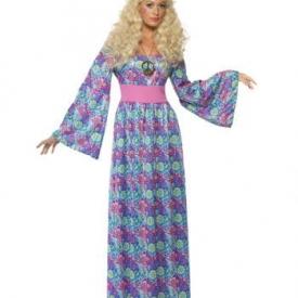 Flower Child Hippie Kostüm