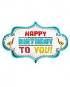 Happy Birthday to You´´ Folienballon´´