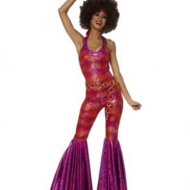 Foxy Lady 70er Jahre Kostüm – M/38
