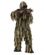 Tarnanzug Kostüm Scharfschütze