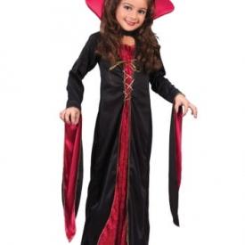 Gräfin Draculina Kostüm S