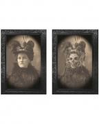 – Böse Tante – Wanddekoration