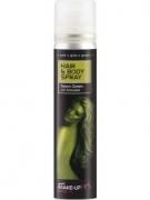 Grünes UV Haar und Körper Spray