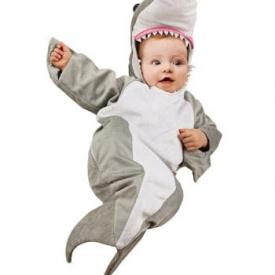 Haifisch Babysack