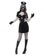 Nukleares Krankenschwester Kostüm