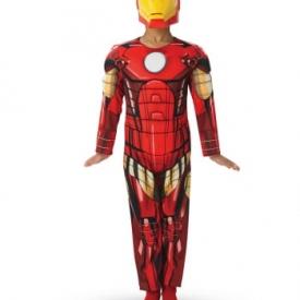 Marvels Iron Man DLX Kinderkostüm