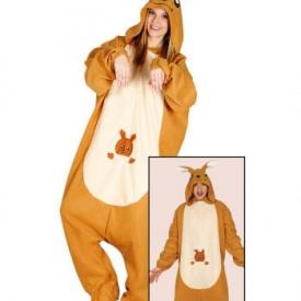 Känguru Einteiler Kostüm