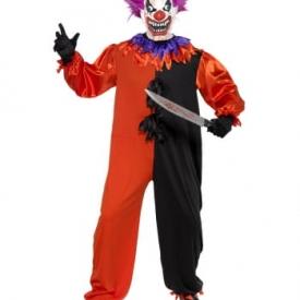 Teuflischer Clown Kostüm Bo Bo