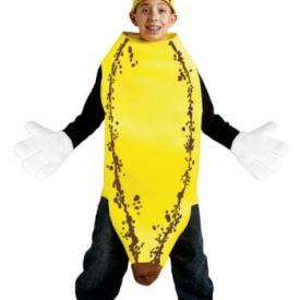 Bananen Kinderkostüm