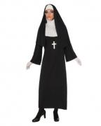 Nonnen Damenkostüm Classic