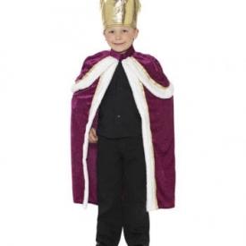 Kleiner König Kinderkostüm