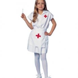 Kinder Krankenschwester Kostüm L