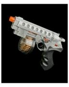 21cm LED Laser Phaser Hand Gun